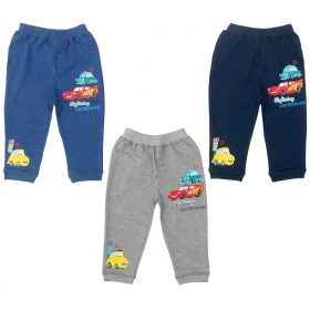 Cars baby pants