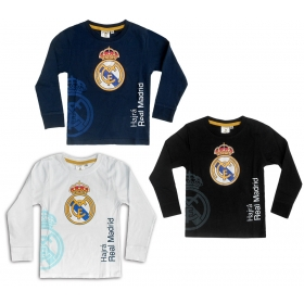 Real Madrid long sleeve t-shirt