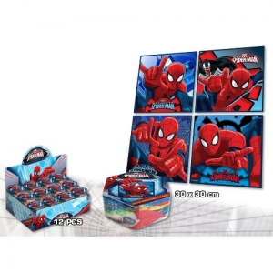 Spiderman magic towel