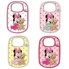 Minnie Mouse bib
