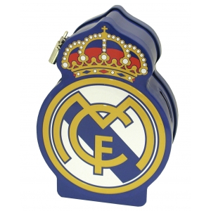 Real Madrid Emblem Shaped Coin Bank