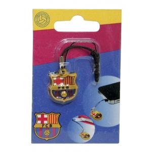 FC Barcelona Rubber Mobile Phone Charm