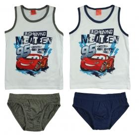 Cars underwear set