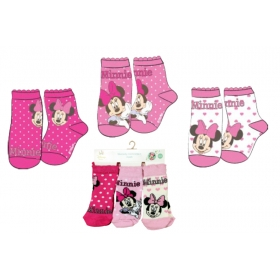 Minnie Mouse baby socks