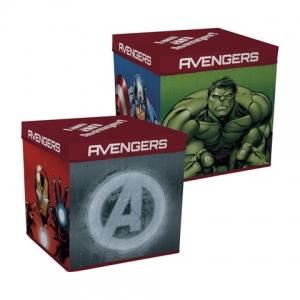 Avengers storage stool