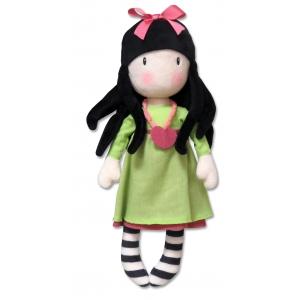 Santoro London Rag Doll In Display Gift Box Heartfelt 30 cm
