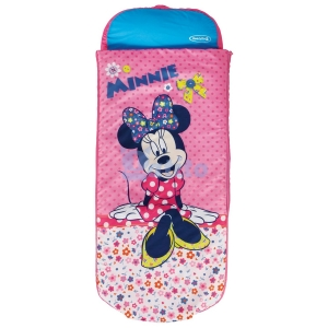 Minnie Mouse  ReadyBed Airbed & Sleeping Bag