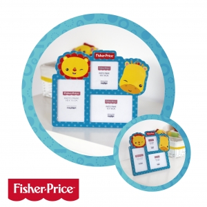 Fisher Price wooden multi photoframe