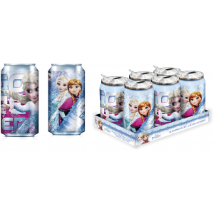 Frozen thermal can - random style