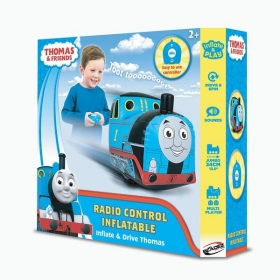 Thomas and Friends controlled inflatable toy