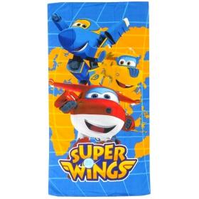 Super Wings beach towel