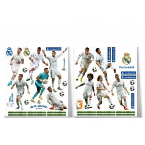 Juventus wall stickers – 2 sheets