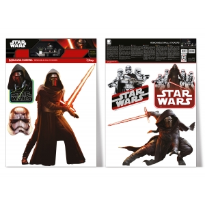 Star Wars wall stickers – 2 sheets