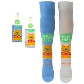 Winnie The Pooh baby tights