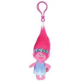Trolls Poppy plush keychain 13 cm