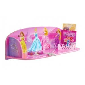 Princess bookshelf