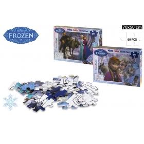 Frozen puzzle - 60 el.