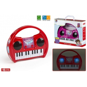 Keyboard - light, sound