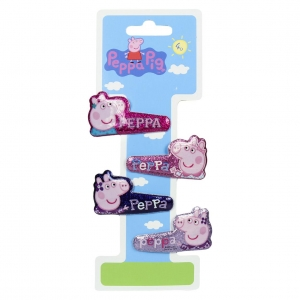 Peppa Pig hair accessories