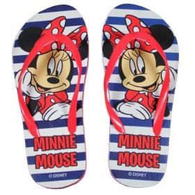 Minnie Mouse girls flip-flops