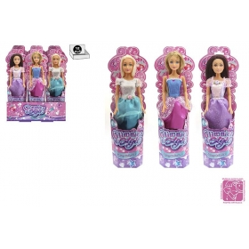 Doll 27 cm - display - random style