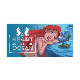 Princess - Aurora beach towel