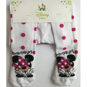 Minnie Mouse baby tights 62-74 cm