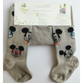 Mickey Mouse baby tights 62-74 cm