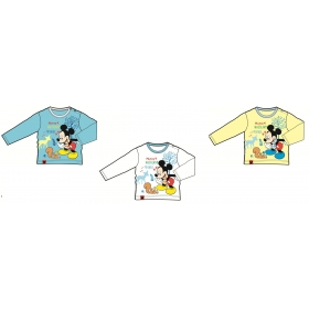 Mickey Mouse long sleeve baby t-shirt