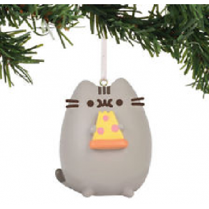 Pusheen Hanging Ornament with S-Hook