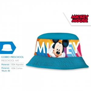 Mickey Mouse summer hat