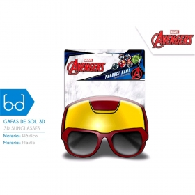 Iron Man 3D sunglasses