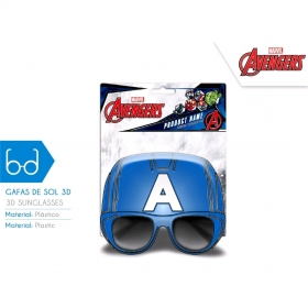 Captain America 3D sunglasses
