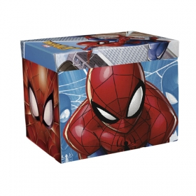 Spiderman storage box