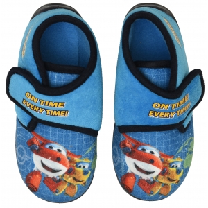Super Wings slippers