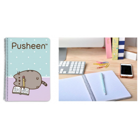 Pusheen the Cat spiral notebook