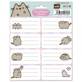 Pusheen the Cat stickers