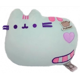 Pusheen cushion - Laying Down - Green