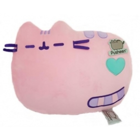 Pusheen cushions - Laying Down - Pink