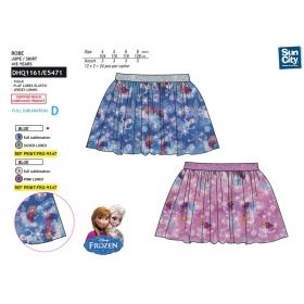 Frozen skirt