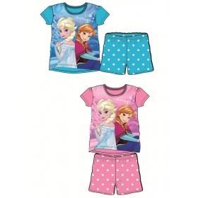 Frozen Girls T-shirt / shorts Set