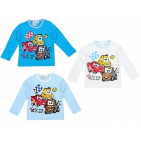 Cars long sleeve baby t-shirt