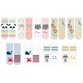 Baby socks - assorted