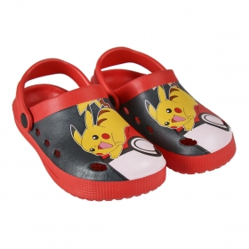 Pokemon beach sandals