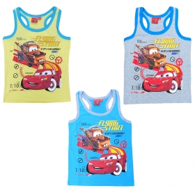 Cars sleeveless t-shirt
