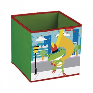 Fisher Price storage box – frog