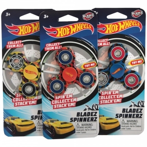 Hot Wheels Hand Fidget Spinner - random style