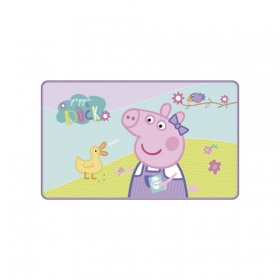 Peppa Pig room carpet