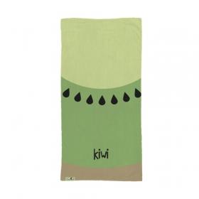 Zaska beach towel - kiwi