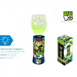 Ben 10 night lamp with projector